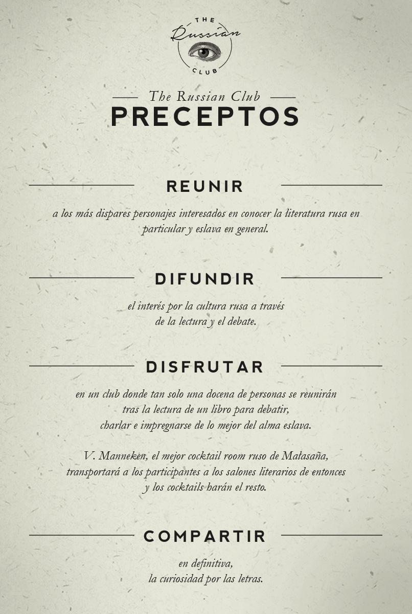 PRECEPTOS