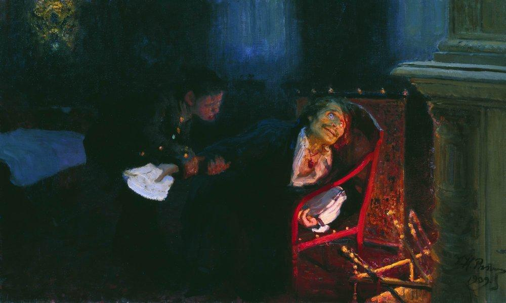 the-self-immolation-of-gogol-1909