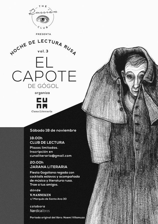 #TheRussianClub_El Capote_A3_Print